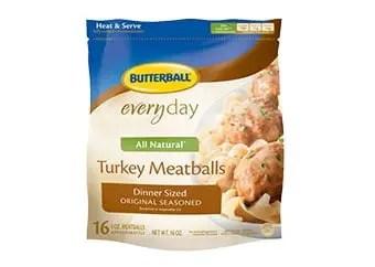 Butterball Everyday Turkey Meatballs