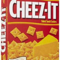 Cheez-It Crackers On Sale, Only $1.50 at CVS!