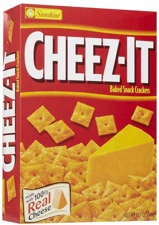 Cheez-It Printable Coupon