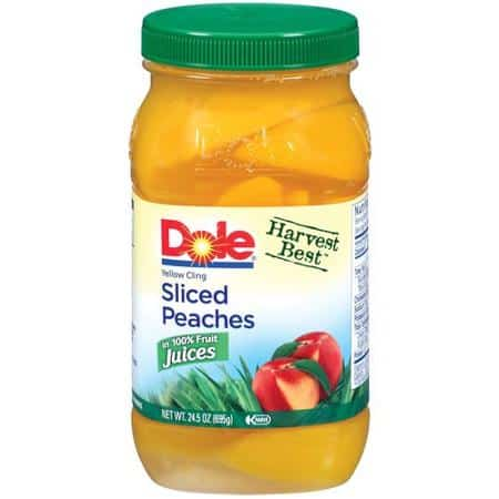 Dole Jarred Fruit Printable Coupon