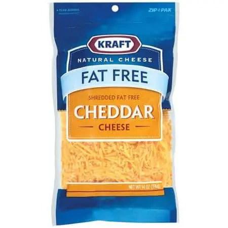 Kraft Natual Cheese