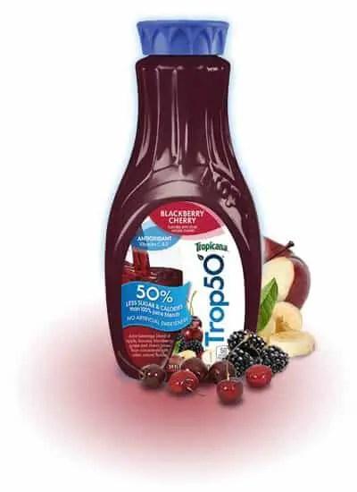 Trop50 Blackberry Cherry