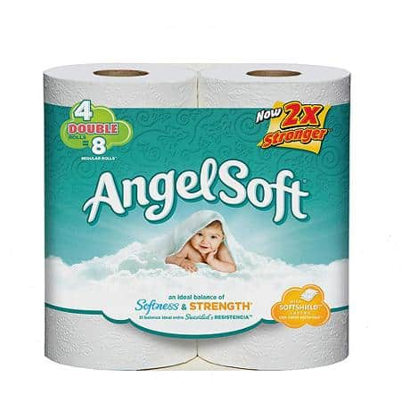 Angel Soft Bath Tissue Printable Coupon