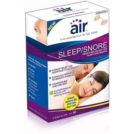 Air Sleep Snore Aid