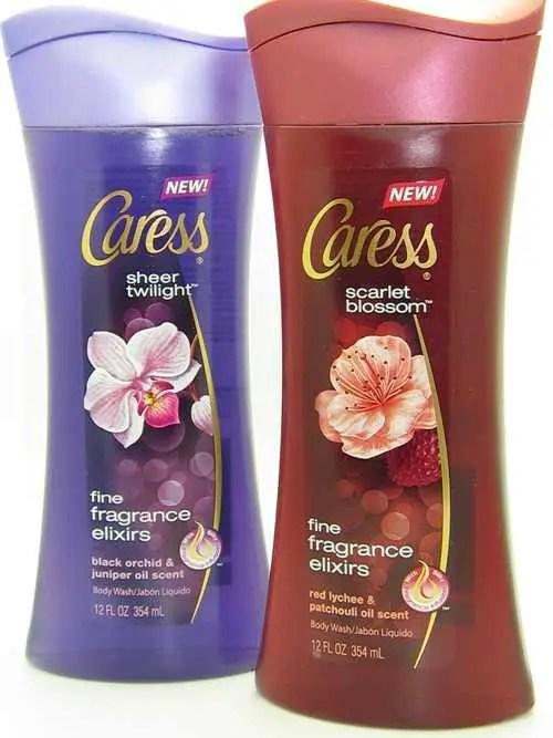 Caress Fine Fragrance Body Wash