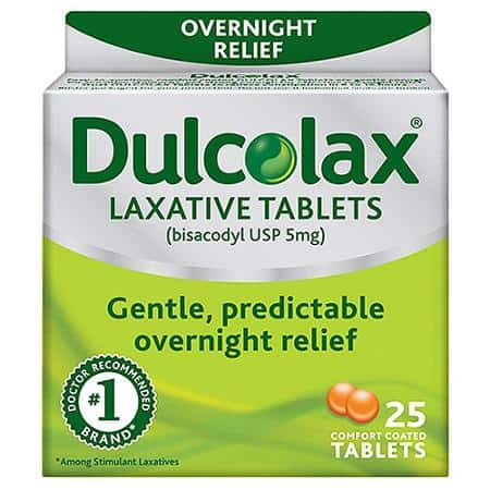 Dulcolax Printable Coupon