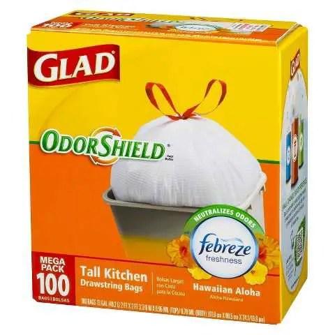 Glad Odor Shield