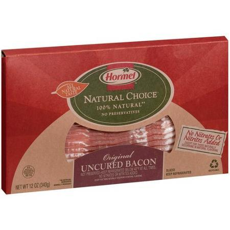 Hormel Uncured Bacon