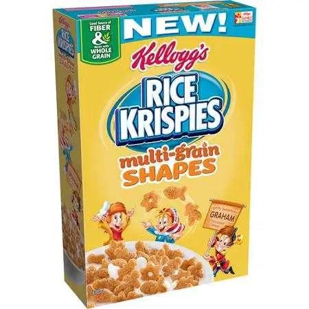 Rice Krispies Multi-Grain Cereal