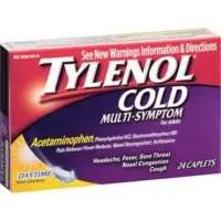 FREE Tylenol Cold or Sinus Medicine!