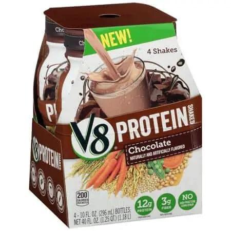 V8 Protein Shake Printable Coupon