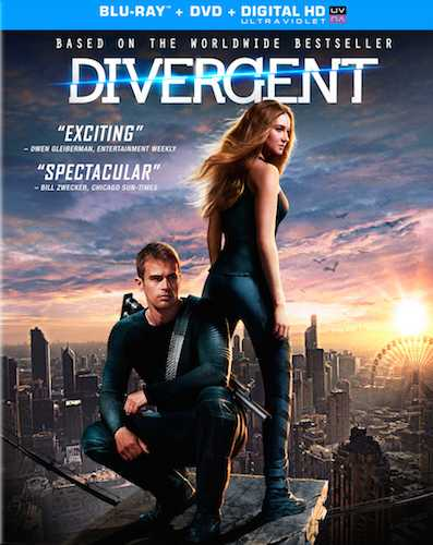 Divergent BluRay Printable Coupon