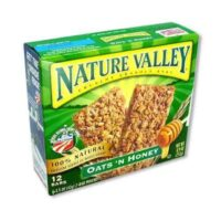 Nature Valley Granola Bars On Sale, Only $1.47 at Walgreens!