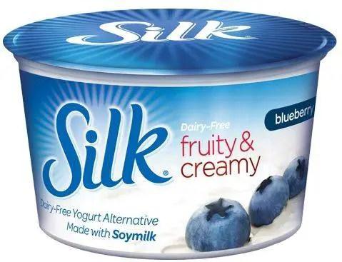 silk soy yogurt