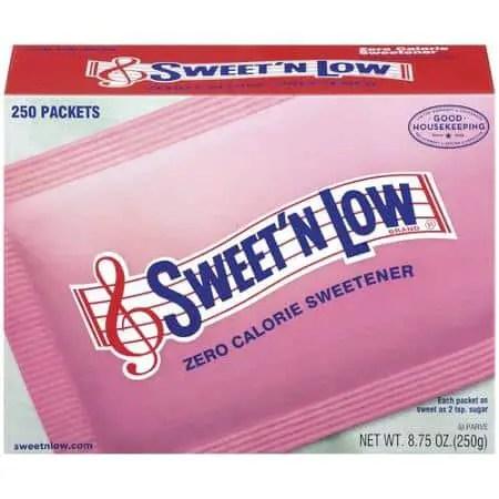 Sweet'N Low Printable Coupon