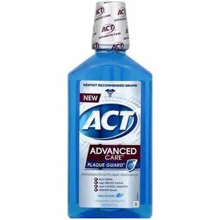 ACT Total Advanced Plaque Guard Printable Coupon