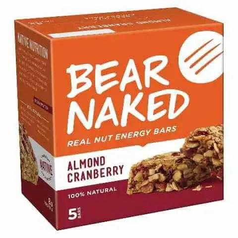 Bear Naked Granola Bars Printable Coupon