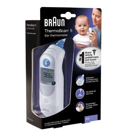 Braun Thermometer Printable Coupon