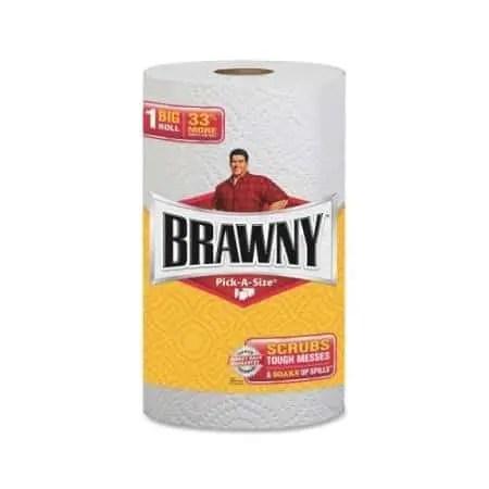 Brawny Single