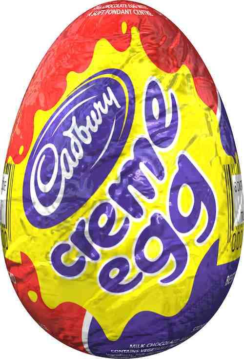 Cadbury Creme Egge
