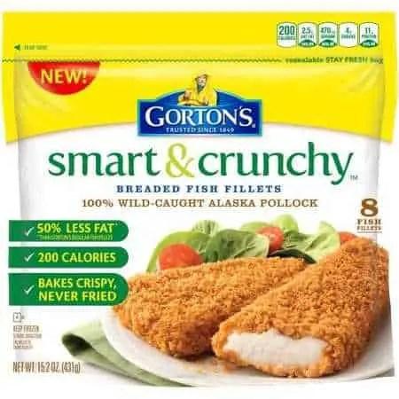 Gorton's Smart & Crunchy