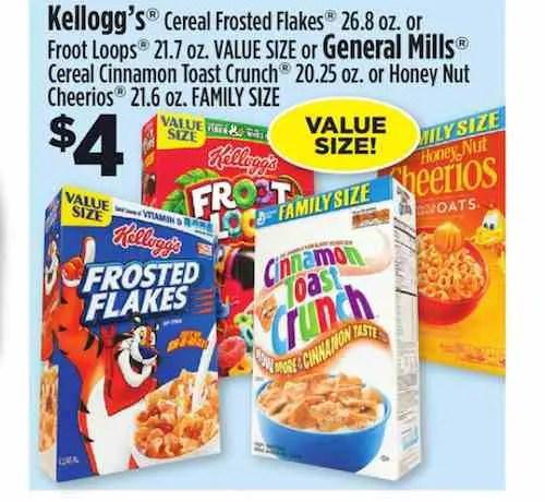 Kellogg's Dollar General