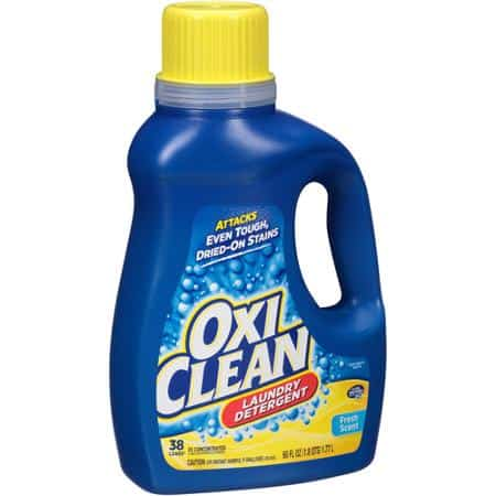 OxiClean Laundry Detergent Printable Coupon