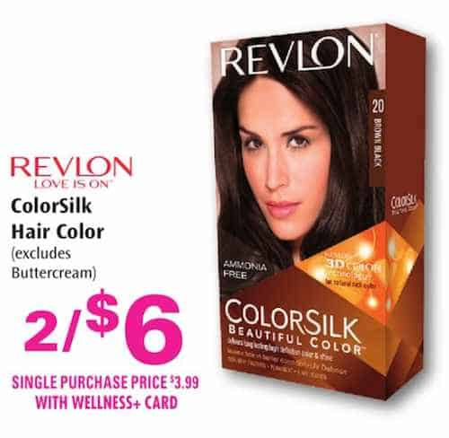 Revlon Colorsilk Rite Aid