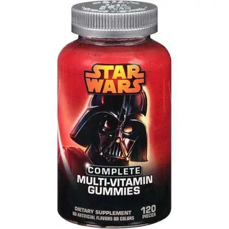 Star Wars Gummy Vitamins