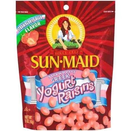 Sunmaid Yogurt Rasins