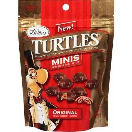 DeMet Turtles Minis Printable Coupon