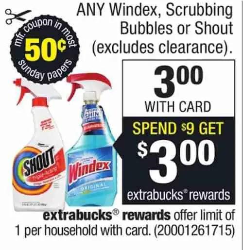 Windex Printable Coupon