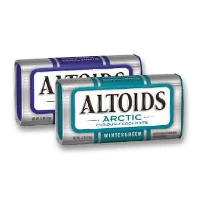 Altoids Artic Mints Printable Coupon