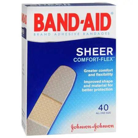 Band-Aid_Comfort_Flex_Sheer Printable Coupon