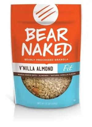 Bear Naked V'Nilla Almond Printable Coupon