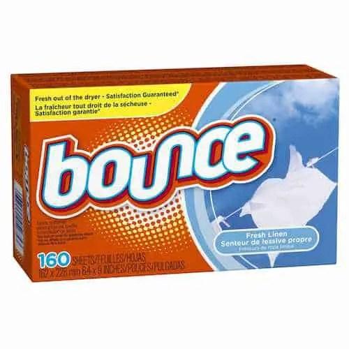 Bounce Dryer Sheets Printable Coupon
