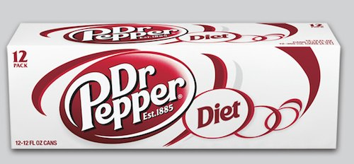 Diet Dr pepper Printable Coupon
