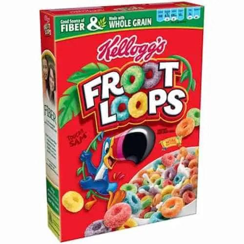 Fruit Loops Printable Coupon