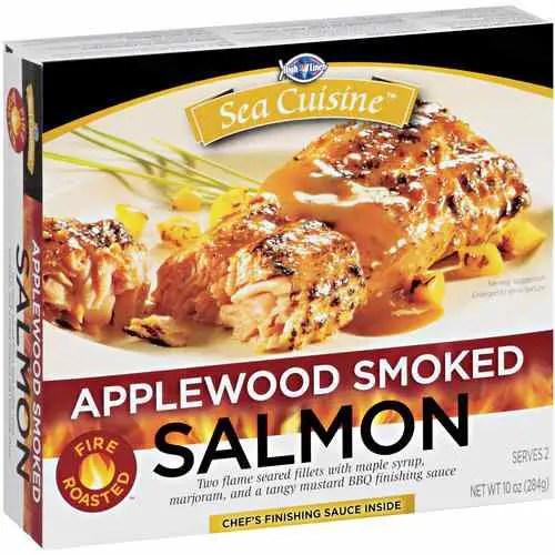 High Liner Sea Cusine Applewood Smoked Salmon Printable Coupon