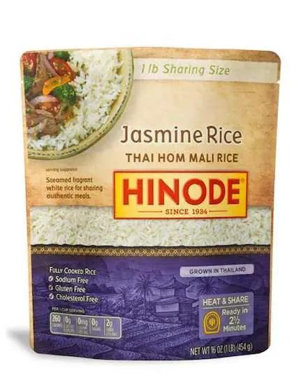Hinode Jasmine Microwave Rice Printable Coupon