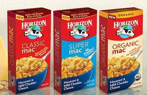 Horizon-Mac-Cheese Printable Coupon