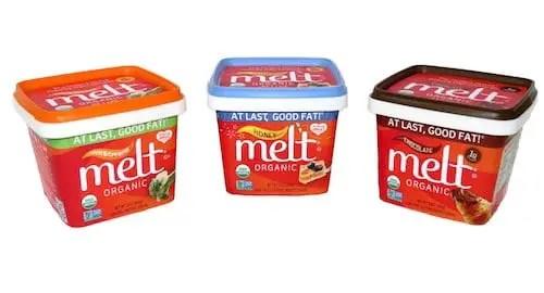 Melt Organic Butter Printable Coupon