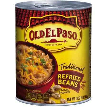 Old El Paso Refried Beans Printable Coupon