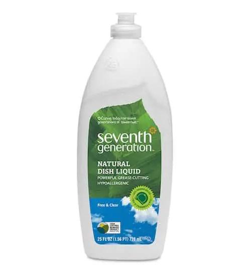 Seventh Generation Dish Soap Printable Coupon