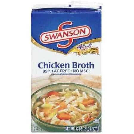 Swanson Chicken Broth Printable Coupon
