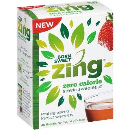 Zing™ Stevia Sweetener Printable Coupon
