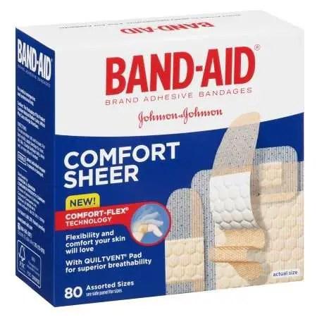 band-aid Printable Coupon