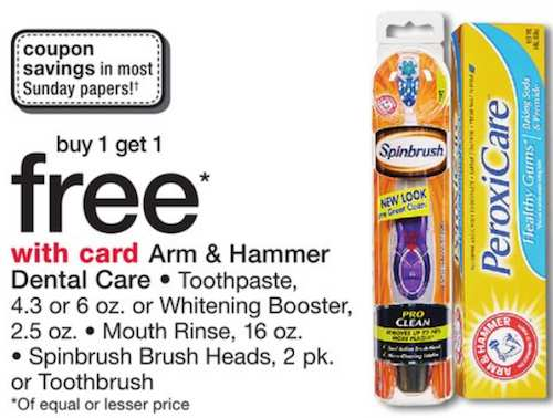 Arm & Hammer Printable Coupons