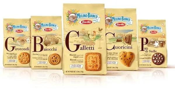 Barilla Mulino Cookies Printable Coupon