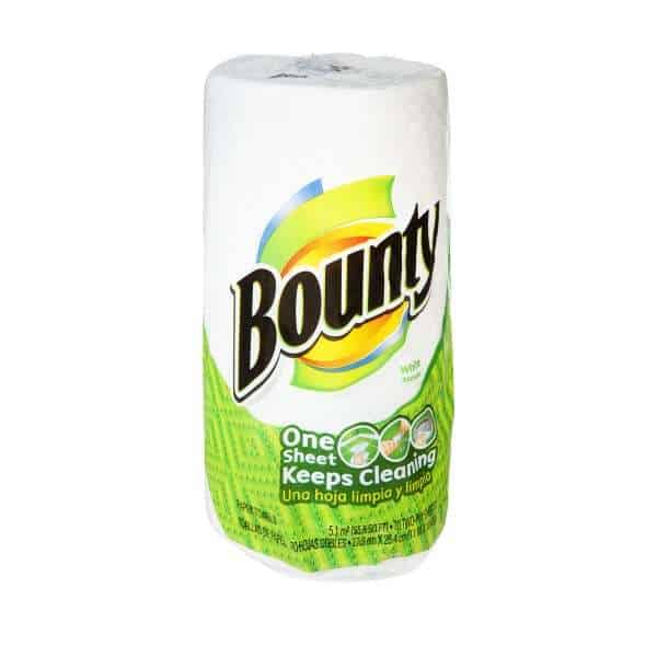 Bounty Paper Towels Printable Coupon